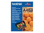 BROTHER BP61 Paper/ Photo Glossy A4 20sh (BP61GLA)