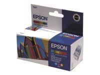 EPSON COLOR INK CARTRIDGE FOR STYLUS C42 (C13T03704010)