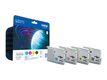 BROTHER INK LC970 VALUE PACK 1XBK, C, M, Y