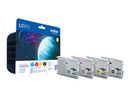 BROTHER LC970V CMYK Valuepack