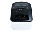BROTHER QL-700 Etikettskriver USB - PC/Mac,