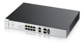 ZYXEL 10-POORTS GBE CLOUD MANAGED POE SWITCH                       IN CPNT