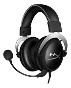 KINGSTON Headset USB Kingston HyperX Cloud Silver PS4, Xbox ONE, PC