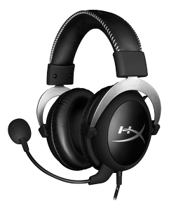 KINGSTON Headset USB Kingston HyperX Cloud Silver PS4, Xbox ONE, PC (HX-HSCL-SR/NA)