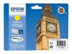 EPSON ink yellow l wp4000/