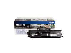 Brother TN-321BK TONER CARTRIDGE BLACK F/ HL-L8250CDN 2500PGS SUPL