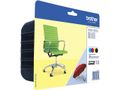 BROTHER FP Brother LC225XL_LC229XL Value pack_ (1200x3 _ 2400x1 sid_)
