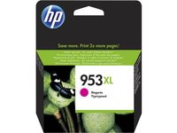 HP No953XL magenta ink cartridge (F6U17AE)