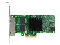 LENOVO ThinkSystem Intel I350-T4 PCIe 1Gb 4-Port RJ45 Ethernet Adapter