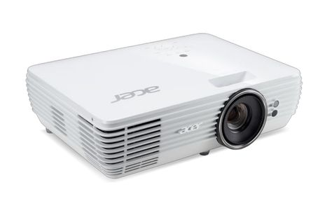 ACER M550-4K Ultra HD 3840x2160 resolution with TI XPR technology 2900 ANSI Lumens 900000:1 1.39 2.22 (65 2m) 5W Speaker (MR.JPC11.00J)