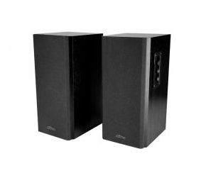 MEDIA TECH AUDIENCE HQ TWO-WAY STER EO SPEAKERS (MT3143K)