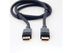STOLTZEN Displayport 1.2 cable Flex  2 m 4Kx2K@60Hz,  OD 7,3mm, Flexible, black