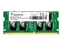 A-DATA ADATA 4GB DDR4 2400 CL17 SO-DIMM 512x16 (AD4S2400J4G17-R)