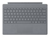 MICROSOFT MS Surface Pro Signa Type Cover Comm M1725 SC English International Platinum Europe 1 License (EN)