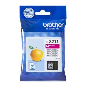 BROTHER Ink LC-3211M Magenta (LC3211M)