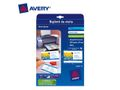 Business Cards Ultra White, Satin Finish 220g 85x54mm 10 Cards/ Sheet / AVERY (C32016-25)