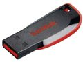 SANDISK Cruzer Blade 16GB USB 2.0 Flash Drive