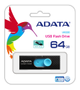 A-DATA ADATA UV220 64GB Black/ Blue USB 2.0