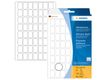 HERMA multi-purpose labels, white, 12 x 18 mm, (1792)