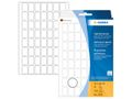 multi-purpose labels, white, 12 x 18 mm, (1792) / HERMA (2340)