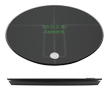 GETQARDIO QardioBase 2 Wireless smart scale volcanic black