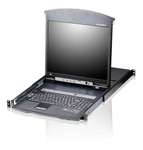 "ATEN 16-Port 17"" LCD CAT5e/6"