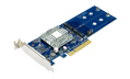 SYNOLOGY M2D17 Adapter Card for SSD caching