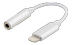 EPZI Lighting to sound adapter silver