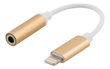 EPZI Lighting to Sound Adapter Gold