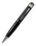 TECHNAXX VIP Video-Interview-Pen 4GB Black (TEC-1156)