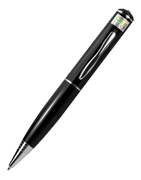 TECHNAXX VIP Video-Interview-Pen 4GB Black