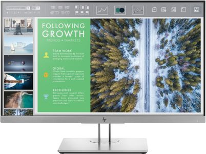 HP ELITEDISPLAY E243 23.8IN IPS 1920X1080 DP/ HDMI/ VGA/ USB        IN MNTR (1FH47AA#UUZ)