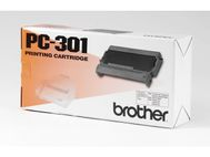 BROTHER Printing Cartride Incl. 1 Carbon Roll  (PC-301)
