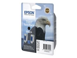 Epson Ink Black Double For 870/ 875DC/ 1270/ 790/ 890/ 895/ 1290/ 915/ 1290S (C13T00740210)