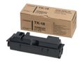 KYOCERA TONER CARTRIDGE KYOCERA TK-18 7200 PAGES BLACK