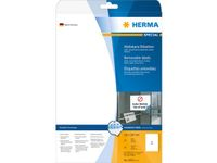 Etikett HERMA Movable 210x297mm (25)