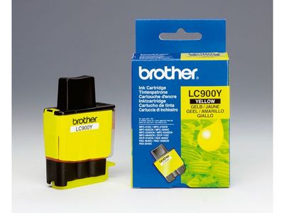 BROTHER INK MFC210/ 410/ 620/ 5840 YELLOW (LC900Y)