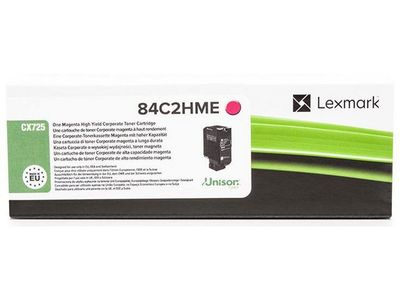LEXMARK Corporate Magenta Hight Cart f CX725 (84C2HME)