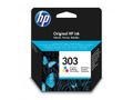 HP ORIGINAL HP 303 TRI-COLOUR INK CARTRIDGE