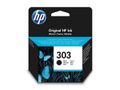 HP ORIGINAL HP 303 BLACK INK CARTRIDGE