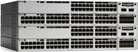 CISCO CATALYST 9300 24-PORT MGIG AND UPOE  NETWORK ADVANTAGE IN (C9300-24UX-A)