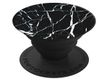 POPSOCKETS Black Marble Holder og Stand