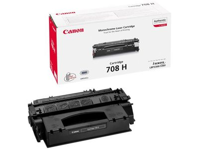 CANON 708H toner cartridge black high capacity 6.000 pages 1-pack (0917B002)