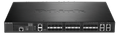 D-LINK 24-PORT LAYER2 MANAGED 10G SFP+ STACK SWITCH 4X COMBO            IN CPNT