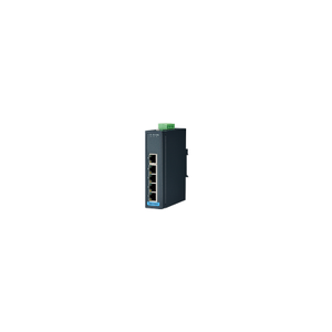 ADVANTECH EKI-2525LI-BE 5-ports 10/100 lavprofil switch (EKI-2525LI-BE)