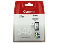 CANON CL-546 Colour Ink Cartridge (8289B001)