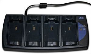 HONEYWELL Tecton/ MX7,  4 Unit main battery charger, w/ PS and power cord (MX7390CHARGER)