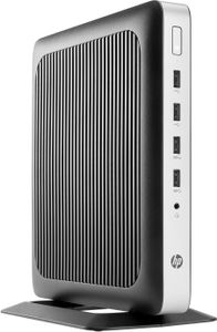 HP t630 client, 8GB flash memory, Radeon R6E graphics, 4GB RAM, black (X4X17AA)