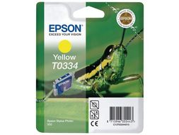Epson T0334 Yellow Ink cart (C13T03344010)