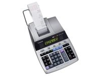 CANON MP1211-LTSC deskcalculator print with 12-digit display and two-colored ink jet printing on ribbon (2496B001)